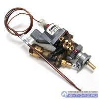 "Кран горелки духовки ""DARINA"" GM441, GM442, GM341, (1-ход.), термостат, с газ-контролем (Т3-NO-04-000-820342L)"