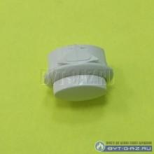 """Кнопка ТУП """"GEFEST"""" 1100, 1500, 3100 короткая ножка (1100.69.0.000) белая"""