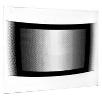"""Стекло наружное """"GEFEST"""" 3100, белое (496*432 мм)"""