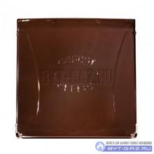"""Крышка стола """"GEFEST"""" 1200, 6100, эмаль, коричневая (1200.00.0.007-01,-02)"""