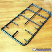 "Решетка стола ""GEFEST"" 1200, 1300, 6100, 270х485 мм. чугун (АТ, N 6100.14.0.000)"